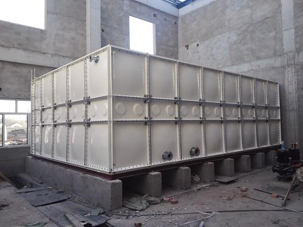 青岛鲁北工业园区米6直播水箱项目