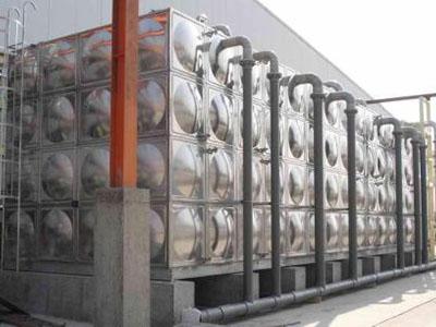 不锈钢水箱002
