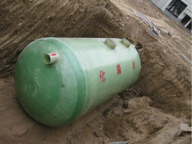 米6直播化粪池外形设计成卧式圆筒状的原因